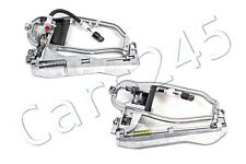 Genuine BMW X5 E53 1999-2006 Front Outside Door Handles Carriers PAIR