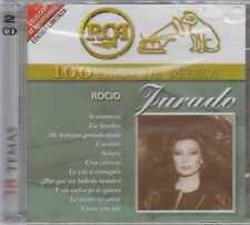 CD - Rocio Jurado 100 Años de Musica 2 CD's  - FAST SHIPPING !