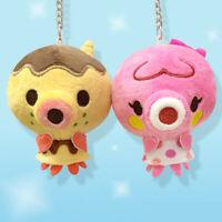 New Animal Crossing Horizons Marina Zucker Plush Pendant Doll Toy XMAS Kids Gift
