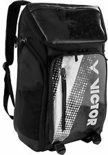 VICTOR backpack br9008 Rucksack black/silver badminton tennis squash bag new