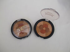 2 x True Gold Multi Colour Bronzer Flower Pattern Special Offer 2 For £5.00 New.