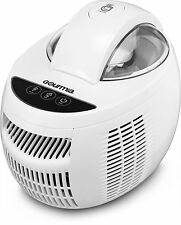 Gourmia GSI480 Automatic Ice Cream Maker with Built-In Cooling System 2.1 Pints