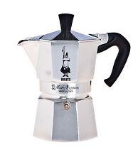 Bialetti Espressokocher Espressokanne Moka Express  1,2,3,4 oder 6 Tassen NEU