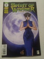 Spirit Of Wonder #3 of 5 June 1996 Dark Horse Comics Kenji Tsuruta