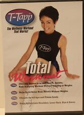 T-Tapp Total Workout DVD rehabilitative Rehab Workout Fitness Basic Plus