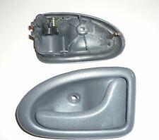 for Renault Scenic door handle dark grey / interior front right