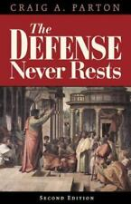 The Defense Never Rests - Second Edition (Paperback or Softback)