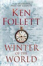 Winter of the World By Ken Follett. 9780230763449