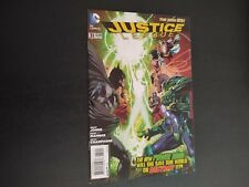 Justice League 31 1st full appearance Jessica Cruz as Power Ring The New 52 key