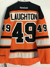 Reebok Premier NHL Jersey Flyers Scott Laughton Orange Alt sz M