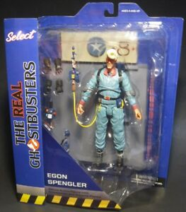Diamond Select Toys - The Real Ghostbusters - Egon Spengler - NEW