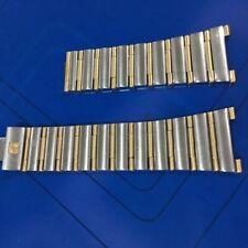 18mm OMEGA CONSTELLATION 1551-861 BRACELET LINKS STEEL AND GOLD PRICE PER LINK
