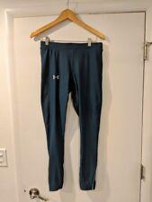 Nwt New Under Armour Run True Men's Legging Size Large 1301016 918 True Ink-Blue
