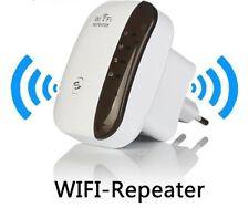 Repetidor WiFi Inalámbrico De Rango 300 Mbps Amplificador De Señal 802.11N/B/G