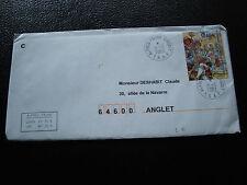 TAAF - enveloppe 18/5/2003  (cy54)