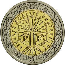 [#461795] France, 2 Euro, 2002, FDC, Bi-Metallic, KM:1289