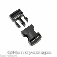 Side Release Buckles Clip 50 x 20mm for webbing Plastic Quick Release Buckles