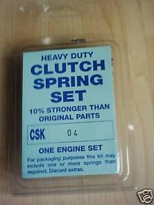 Honda CB 250 350 400 750 Quatre Ressorts D 'em Brayage Lourd Printemps Kit
