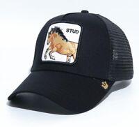 For Goorin Ball Animal Farm Trucker Hat Adjustable Mesh Snapback 2021 Baseball