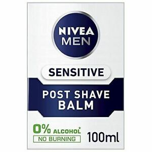 Nivea Men's After Shave Soothing Balm - Chamomile and Witch Hazel - 100ml - pcs