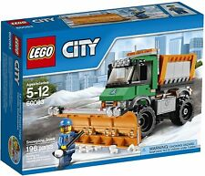 Lego CITY 60083 Snow Plough Truck / Camión Quitanieves NUEVO