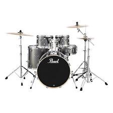 Pearl EXX725S/C708 Export Series 5-Piece Drum Kit, Grindstone Sparkle