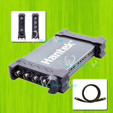 Hantek Virtual USB Oscilloscope Arbitrary Waveform Generator 4CH 70MHz 1GSa/s