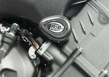 R&G RACING Aero Crash Protectors, Yamaha FZ-1 / FZ-8 *BLACK*