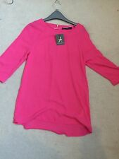Atmosphere Pink Size 6 Top Bnwt