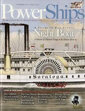 #295 PowerShips - Late, Great NORWAY, EASTLAND Disaster, - SSHSA sHiPs WORLDWIDE