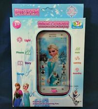 Kids Toy Smartphone Mobile Phone Learning device Music Song ABC , Frozen