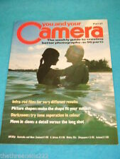 You and Your Camera Art & Photography Weekly Magazines