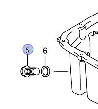 NEW Genuine Suzuki SWIFT SPORT Oil Drain Sump Plug & Sealing Washer 11518-63J20