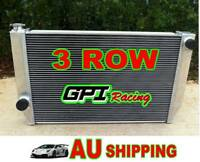 56MM 3ROW ALUMINUM RADIATOR FORD FALCON XD/XE/XF V8 6CL