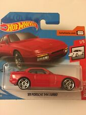 Hot Wheels 2020  B Case * 89 Porsche 944 Turbo