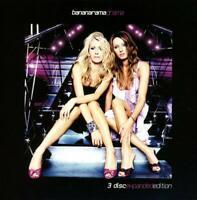BANANARAMA - DRAMA (3 DISC EXPANDED DIGIPAK DELUXE EDITION)  3 CD NEW