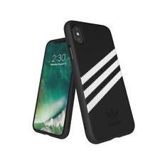 Fundas y carcasas adidas color principal negro para teléfonos móviles y PDAs Apple