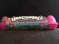 Hatchimals CollEGGtibles One dozen eggs 12 Pack Season 1 EGG HUNT EASTER