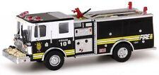 Code 3 Chief's Edition #10 Luverne Pumper 12260 1/64 Scale Die cast