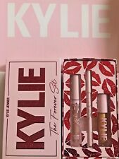 100% Genuine Kylie Cosmetics Valentine Collection The Forever Lipstick Gloss Set