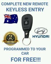 Complete New Hyundai Elantra, Santa Fe and Trajet Keyless Entry FOB Remote