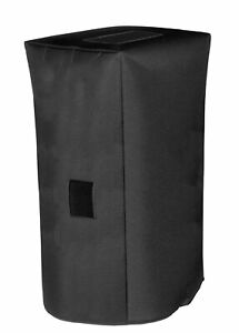 Audiokinesis Hathor 212 Cabinet Cover - Water Resistant, Black, Tuki (audk007p)