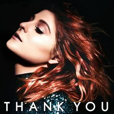 Meghan Trainor THANK YOU (Deluxe CD 2016) TARGET Exclusive +2 Bonus Songs NEW