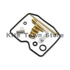Carburetor Carb Rebuild Kit Repair for Kawasaki KLF 300 Bayou 1989-2004 ATV New
