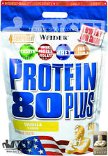 Protein 80 plus 2kg - Weider Chocolate