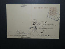 Netherlands 1926 Postcard / SITTARD - KERKRAE Cancel - Z12598