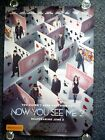 NOW YOU SEE ME 2 Original 2010s Style A One Sheet Movie Poster Morgan Freeman