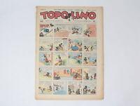 TOPOLINO GIORNALE ORIGINALE  N° 642 ANNO 01/06/1947  [H06-136]