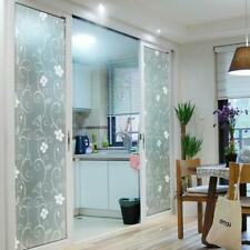 Fablon Frosted Self Adhesive Window Film  White  Vine