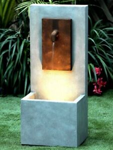 Solar Solitary Tap Water Feature